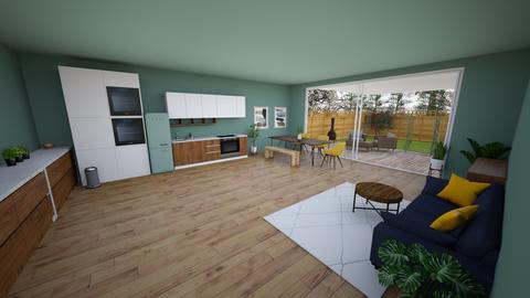 Dream kitchen - Kitchen - by SueandEs