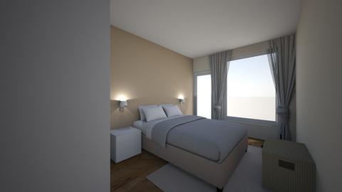 slaapkamer - Bedroom - by HannaInterieur
