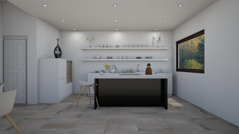 kitchen - by laone_thipe