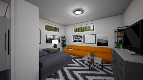 For Hitchens II - Eclectic - Bedroom - by Theadora