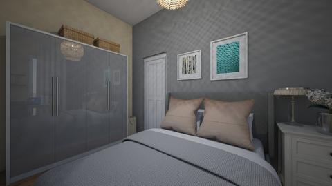 bed3 - Bedroom - by Asia96