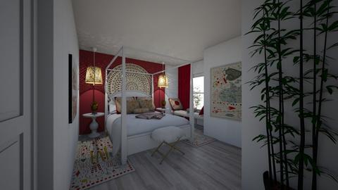 Ibiza Home bedroom - Bedroom - by Lisett