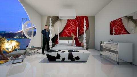 room6 - Bedroom - by tzwetelina_gitewa