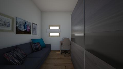 Montovjerna - Office - by fiora2007