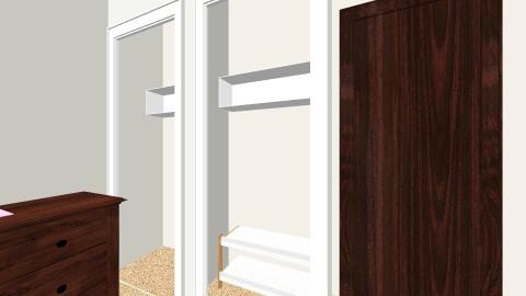 923 bedroom  - Bedroom - by aallpress