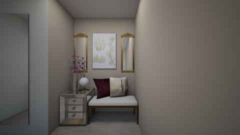 project 1 - Living room - by paulinepaulinepauline