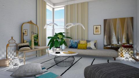 Regata - Living room - by chania