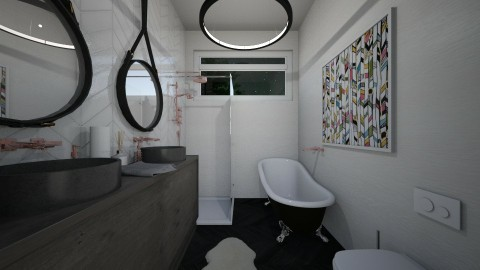 Bathroom 1 - by Courts19