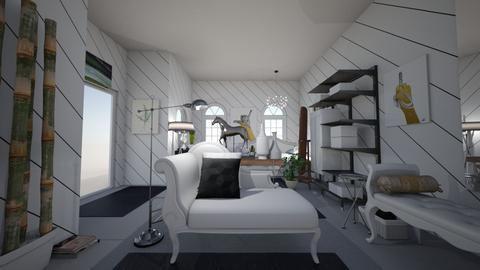 Elite - Bedroom - by stilinskisisters