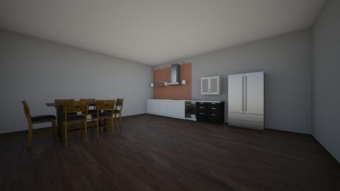 dream kitchen  - Kitchen - by sophie cheevers