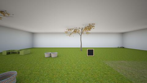 Montessori - Dining room - by WRXYWANXYXVFHKFXQKFTBCLWCMNKHFF