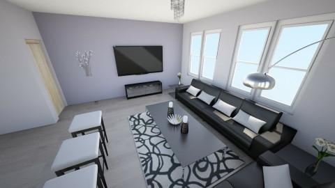 Harrs Dream Living Room - Living room - by sulks1241