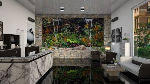 Living Wall Office 1 - by multifaceted13