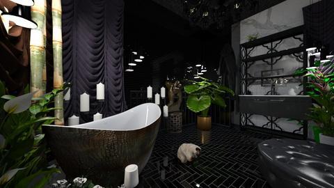 Night Bath - by Yavanna