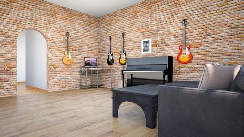 dadada - Living room - by ungabunga