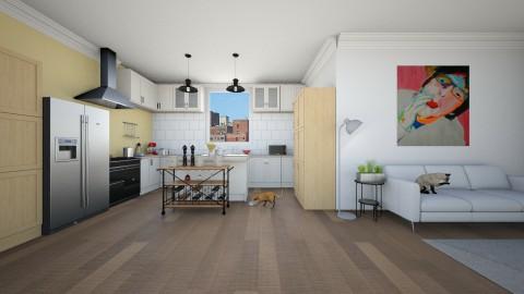 kitchen basics - by tina45