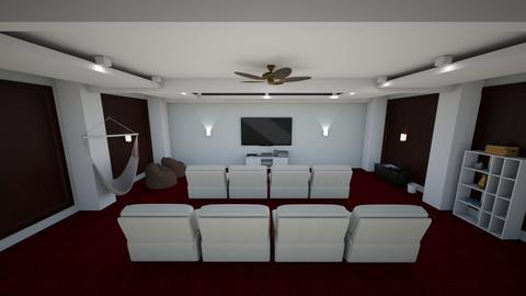 Home Theater - by baileyy_b4