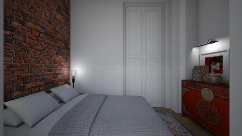 Casa185Bedroom - Eclectic - Bedroom - by nickynunes