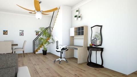Reina Christopher - Living room - by Reina Isabel Cristopher