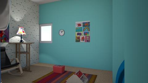 Nursery - Kids room - by se27297