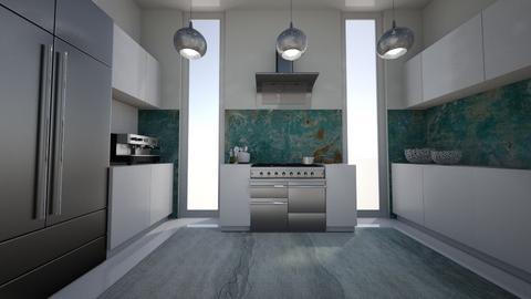 hjkfd - Kitchen - by hivek93