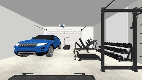 Garage Gym 1 space - by rogue_d16fa19adbdca57ebf2b3c1fb10ad