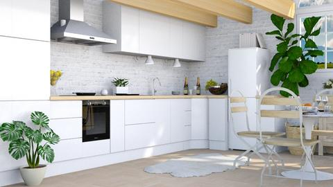 Scandi Kitchen - Kitchen - by millerfam