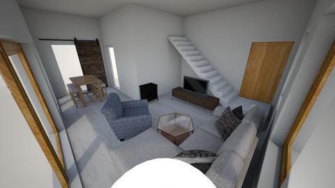 Living room 1  - Living room - by PavlaVolna