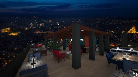 lounge 1 - Modern - Garden - by lamzoi