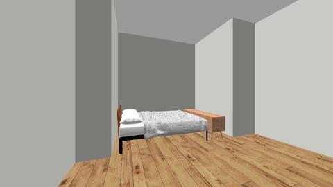 blah - Vintage - Bedroom - by thompsoev