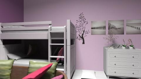 bedroom - Bedroom - by Amanda Arguelho