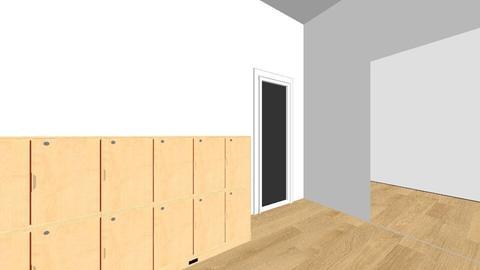 dance studio - Glamour - by bestarchitect