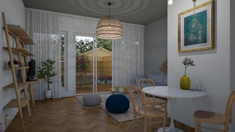 Garden template - Modern - Living room - by Annathea