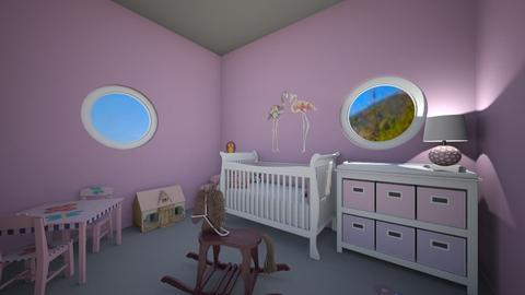 Molly  - Kids room - by Laura DROUHARD_58