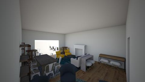 Theresa - Living room - by tpatzakis