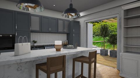 kitchen    - Retro - Kitchen - by tolo13lolo
