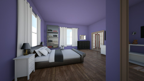 My Second Dream House - Bedroom - by cearraaaa_