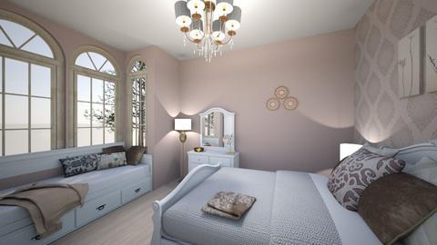 bd room - Bedroom - by jouana