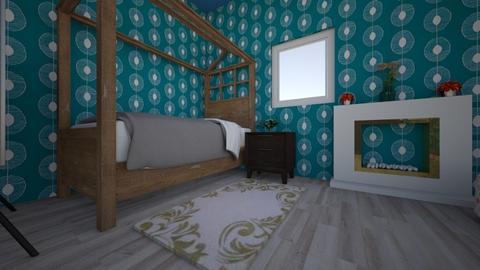 FCS Bedroom - Modern - Bedroom - by mercgeor27