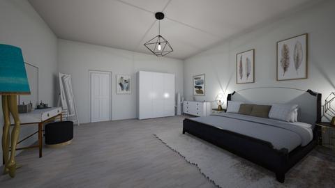 sd - Bedroom - by lenabena