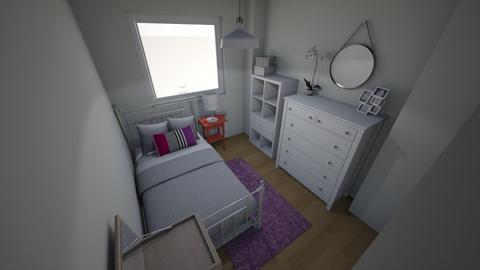 Habitacion Nerea cambio - Feminine - Bedroom - by everybodyfeel