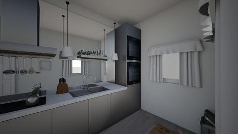 girl - Kitchen - by ryleesch123