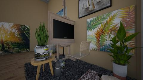 hello - Modern - Living room - by Cordelia Tierno