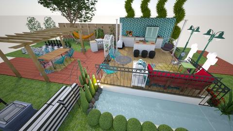 exterior design - Garden - by srmoyet21