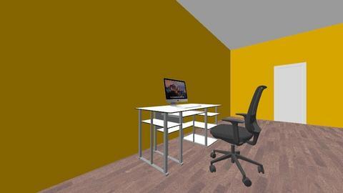 Office vezouvian - Office - by GreekBoy106