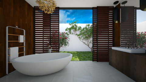 Holiday Retreat - Modern - Bathroom - by 3rdfloor