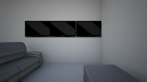 lol flat tv - by gardin gala