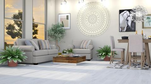 Karen - Classic - Living room - by millerfam