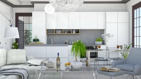 Kitchen - by leger1234567890