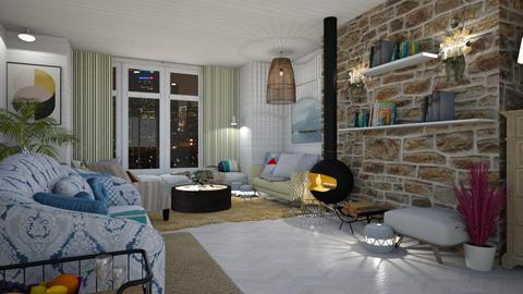 Template Baywindow Room 2 - by Yemascus